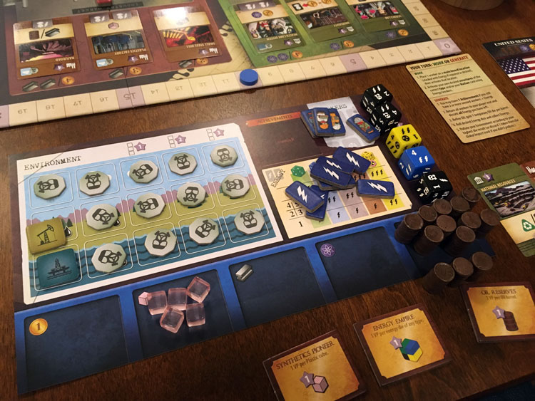 Manhattan Project: Energy Empire Game Experience