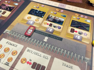 Manhattan Project: Energy Empire Market