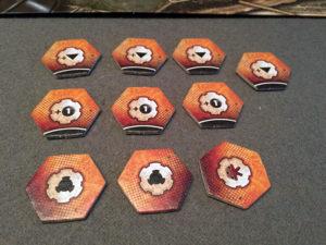 Neuroshima Hex: Mephisto Modules
