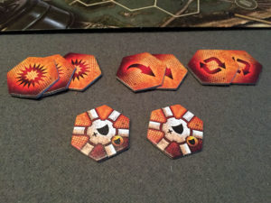 Neuroshima Hex: Mephisto Other Tiles