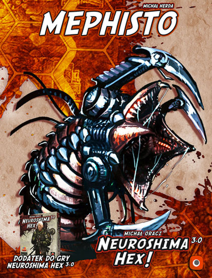 Neuroshima Hex: Mephisto Review | Board Game Quest
