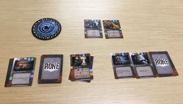 Rone Game Experience