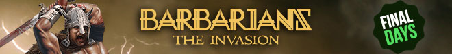 Barbarians Kickstarter