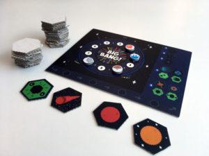 Big Bang 13.7 Components