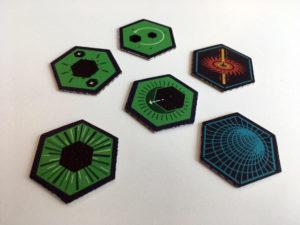 Big Bang 13.7 Tiles