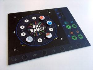 Big Bang 13.7 Tracker