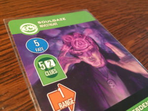 Dresden Files Cooperative Card Game Variable Card