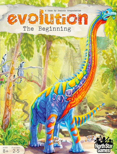 Evolution: The Beginning Review | Board Game Quest