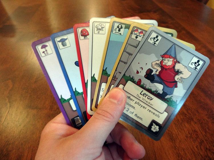 Gnomi Game Experience