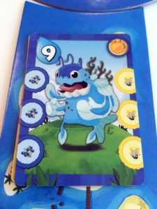 Isle of Monsters Card