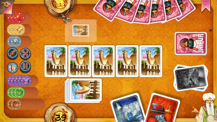 Jaipur Game Play