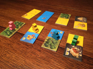 Kingdomino Drafting