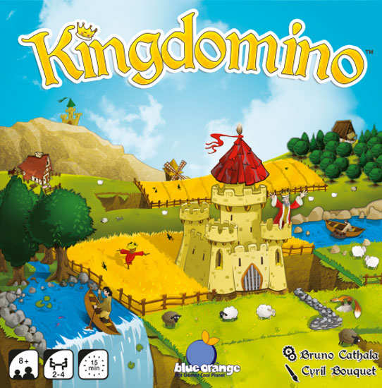 Kingdomino Review | Board Game Quest image