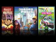Parental Guidance: Pocket Madness - Rocky Road - Quadropolis