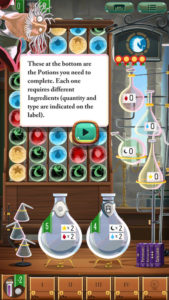 Potion Explosion iOS Tutorial