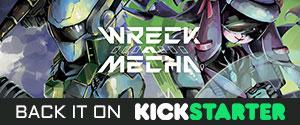 Wreck Mecha