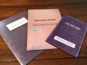 Deadline Case Books