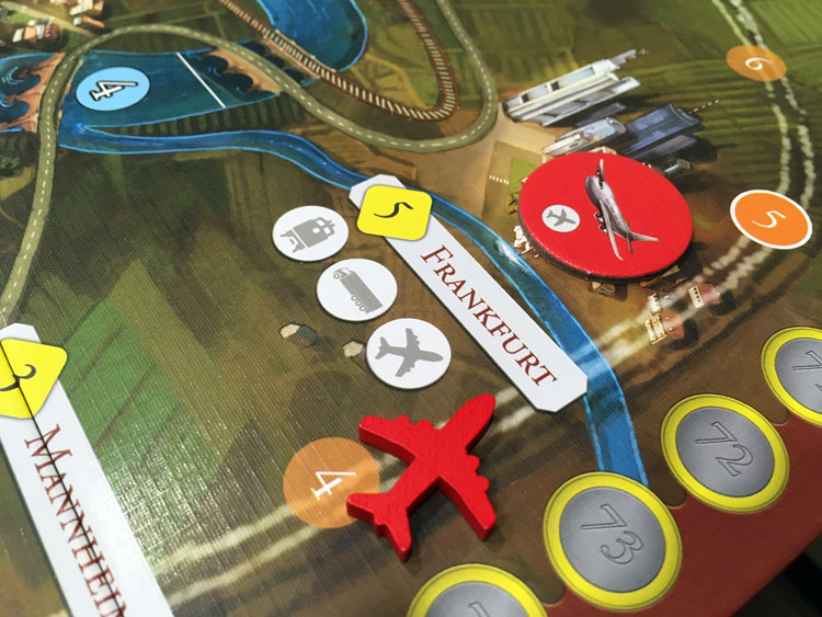 Rhein: River Trade Plane