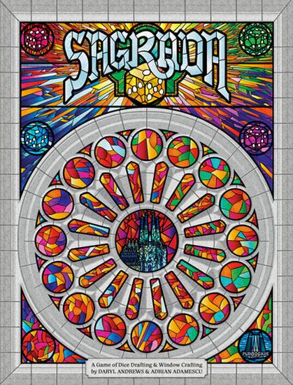 Sagrada Review | Board Game Quest image