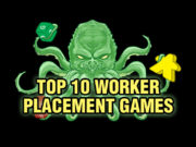 Top 10 Worker Placement Board Games