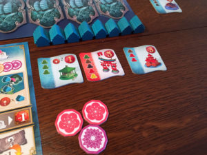 Yamatai Building Tiles