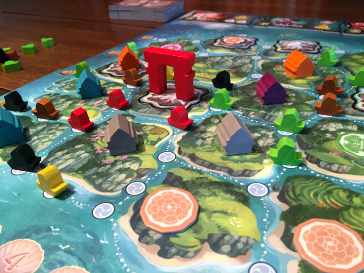 Yamatai Review | Board Game Quest