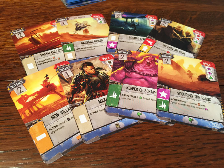 51st State Scavengers Expansion Game Experience