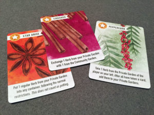 Herbaceous Special Cards