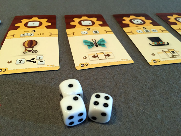 Nerdy Inventions Game Experience