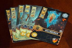 Dwarven Smithy Cards