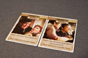 The Goonies Adventure Card Game Obstacles