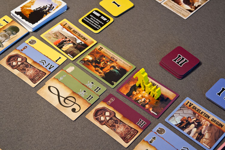 The Goonies Adventure Card Game Game Experience