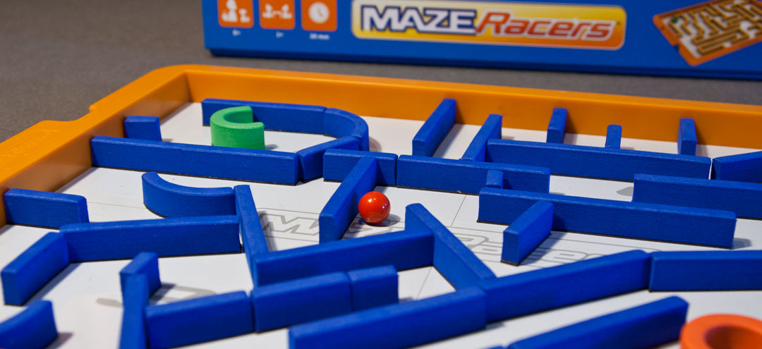 Maze Racers Review