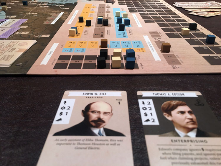 Tesla vs Edison Game Experience