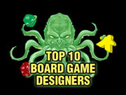 Top 10 Board Game Designers