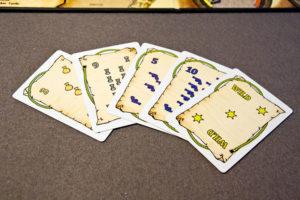 Train Heist Loot Cards