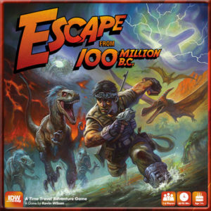 Escape from 100 Million BC