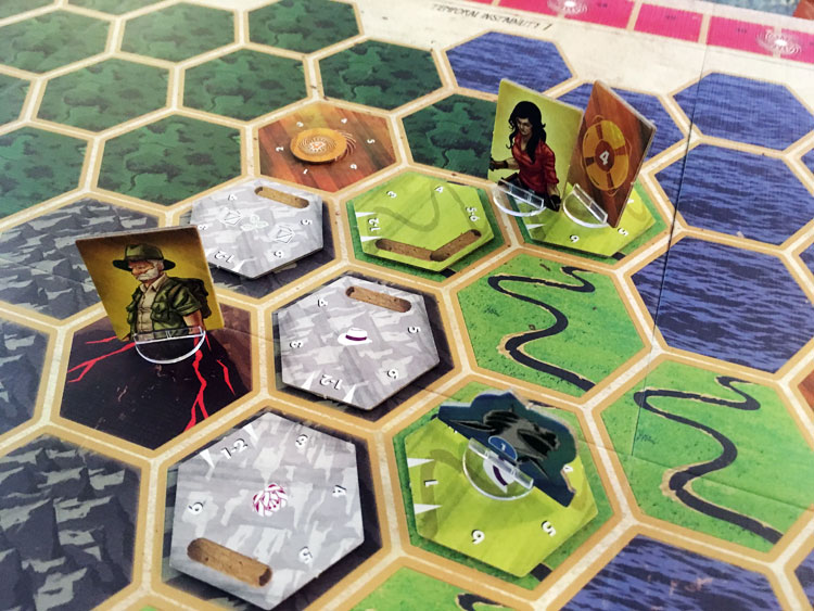 Escape from 100 Million B.C. (IDW Games) Review by Man Vs ...