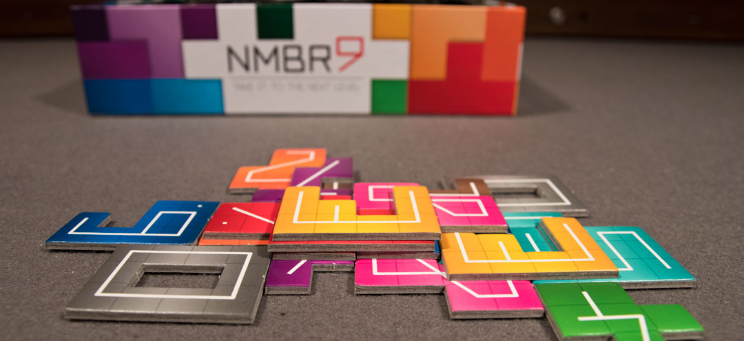 NMBR 9 Review
