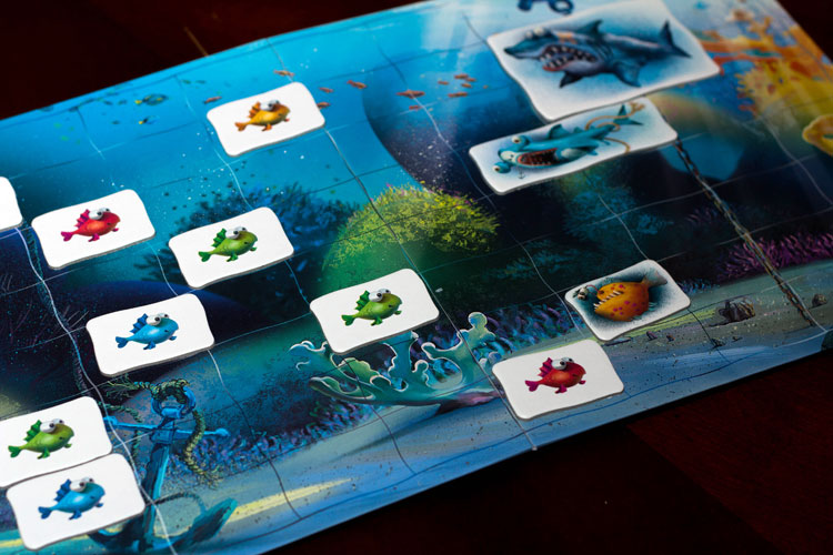 Reef Route Game Experience