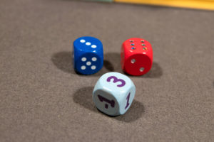 Rhino Hero: Super Battle Dice