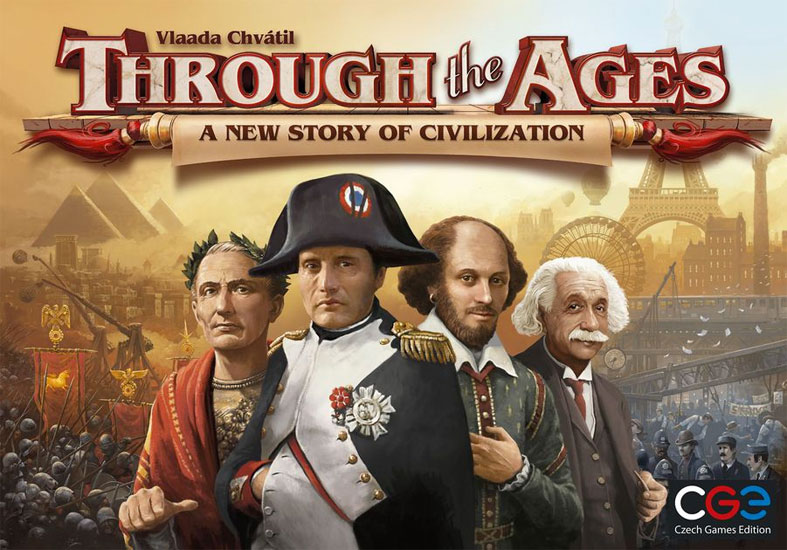 Through the Ages: A New Story of Civilization iOS Review | Board