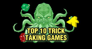Top 10 Trick Taking Games