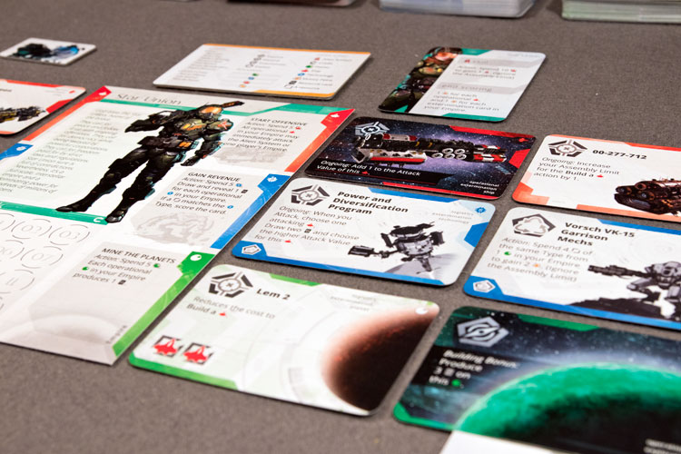 Alien Artifacts Game Experience