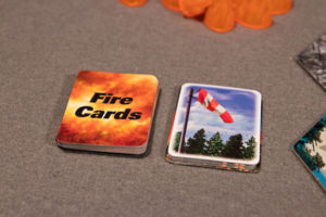 Hotshots Fire Cards