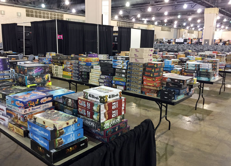 Pax Unplugged Game Library