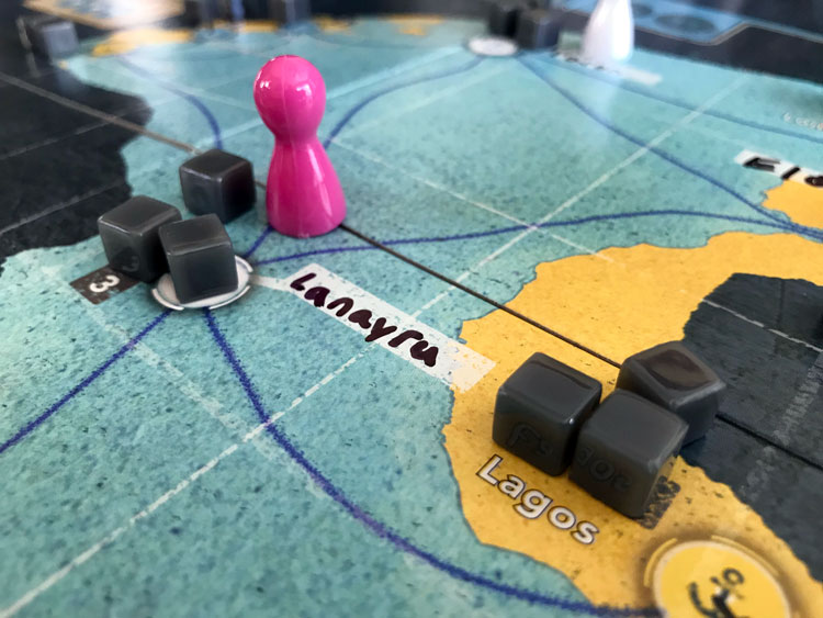 Pandemic Legacy: Season 2 Game Experience