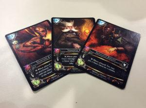 Sorcerer Cards