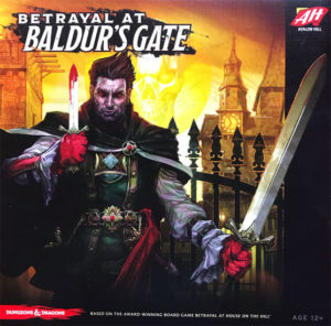 Betrayal at Baldur's Gate