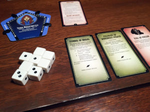 Betrayal at Baldur's Gate Components